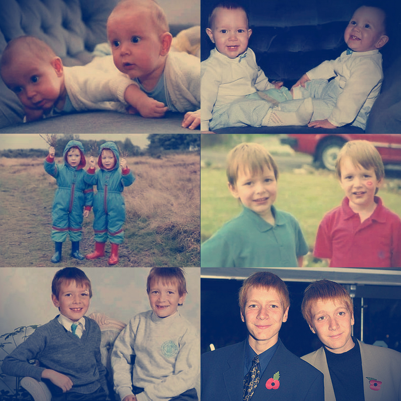james and oliver phelps young - photo #4