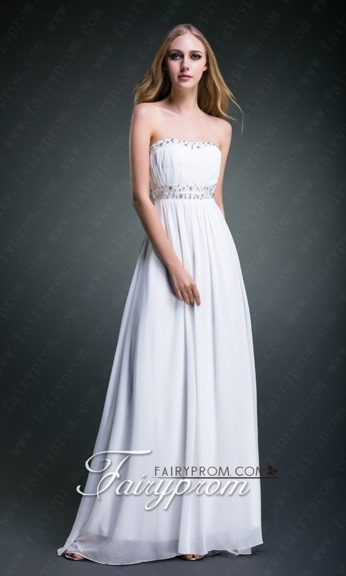white cheap prom dresses_Prom Dresses_dressesss