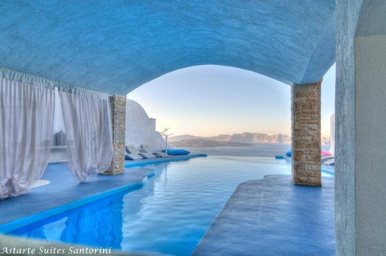 architecture, astarte suites, beautiful, cyclades, decoration, design, destinations, dreaming, getaways, greece, honeymoon, hotels, inspiration, instagram, interior, jacuzzi, like, love, luxury, photography, pools, romantic, santorini, thira, travel