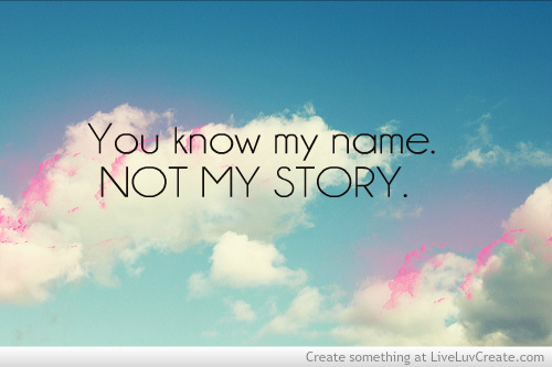 Vintage, Life, Live Life Not My Story Your,