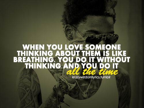Wiz Khalifa Quotes About Love. QuotesGram