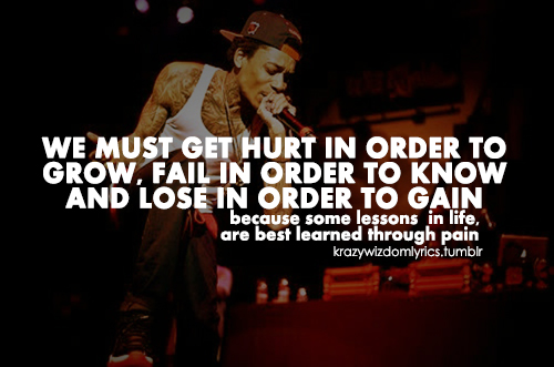 wiz khalifa, sayings, quotes, life, love - image #595649 ...