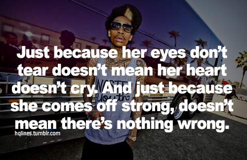 wiz khalifa, sayings, quotes, life, love - image #605084 ...