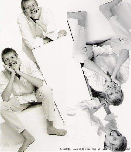 james and oliver phelps young - photo #5