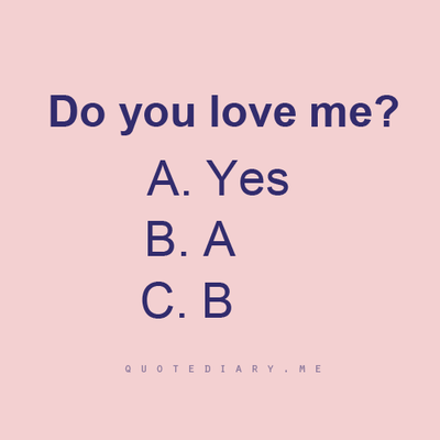 You And Me Love Quotes : adorable, cute, do you love me, love, pink, question, text
