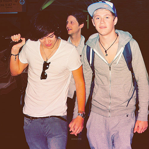 1d Harry Styles Narry Niall Horan Image 605115 On