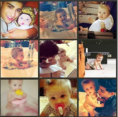 Harry Styles Baby on Adorable  Baby Lux  Cute  Harry Styles   Inspiring Picture On Favim