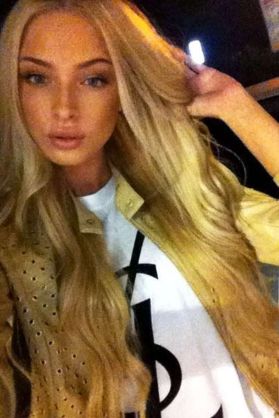 For Blonde Teen Added 32