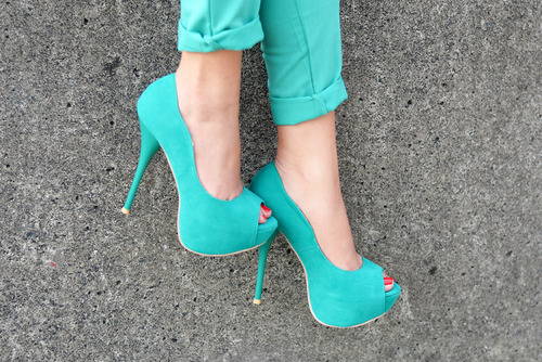 Amazing cute cute shoes fashion girl heels high heels