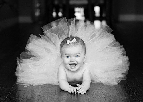 Baby Beautiful Black And White And Cute Image 603673 On Favim Com