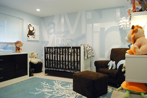 Baby boy bedroom house room image 593529 on - Cuartos de bebes decorados ...