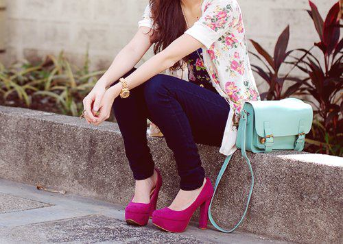Stylish shoes for girls tumblr
