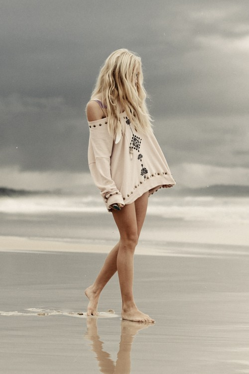 Beach Casual Fashion Image 582406 On