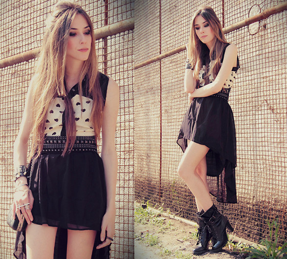 Pics For u0026gt; Glam Rock Outfits For Girls