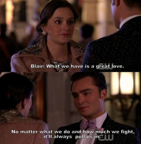 blair and chuck quotes - photo #6