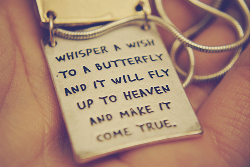 butterfly  heaven  quotes  text  whisper  wishQuotes About Dreams And Love Tumblr