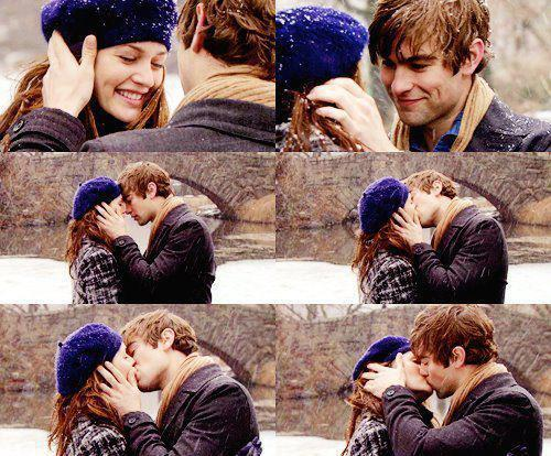 chace crawford, blair waldorf, boy, couple - image #597916 ...