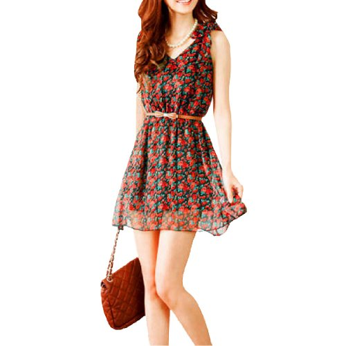 Clothes cool dress fashion floral girl girls style summer