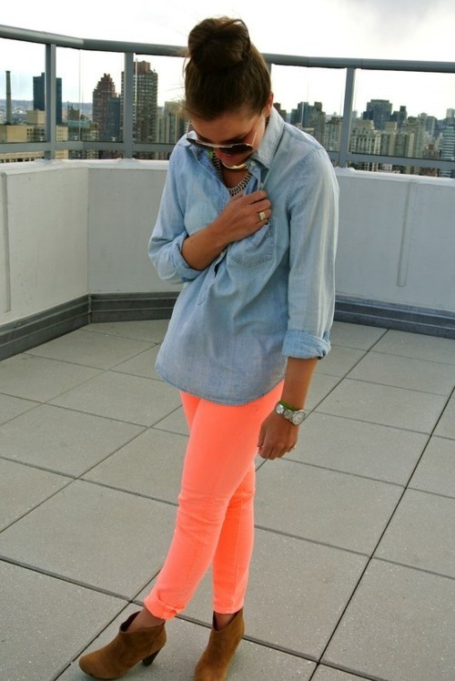 Free shipping and returns on Women's Colorful Skinny Jeans at forex-2016.ga