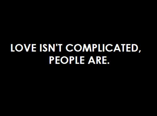 Im Complicated Quotes. QuotesGram