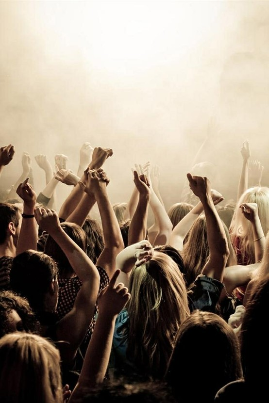 concert, cool, dance, friends, fun, hands up, love, night, night club, night clubcool, night clup, party, people, teen spirit, yolo