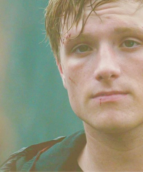 cute  district 12  handsome  josh hutcherson  peeta mellark  the    Josh Hutcherson Cute 2013