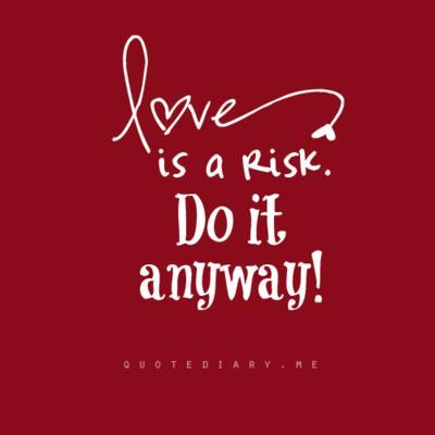 do it love risk text image 574310 on