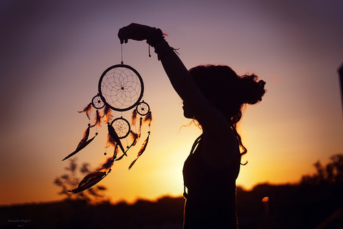 beauty, dream, dream catcher and dreamcatcher