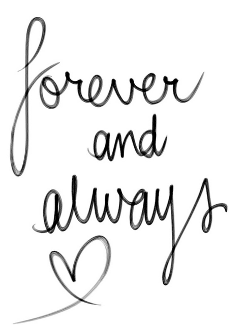 Love 4ever Quotes : Forever And Always Love quotes.lol-rofl.com