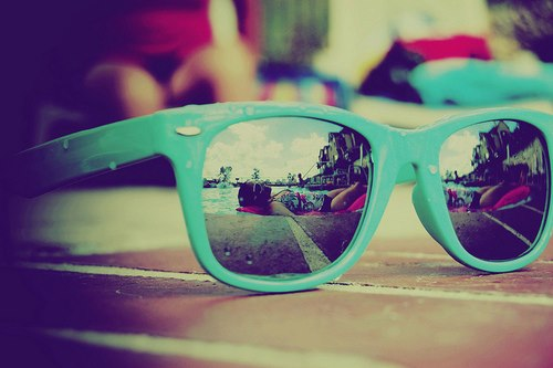 glasses, summer