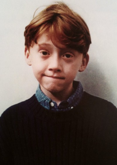 harry potter, ron weasly and rupert grint