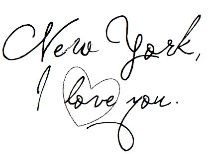 I Love You New York Quotes : ... love you, love, new york, ny city, quotation, quotations, quote, quot