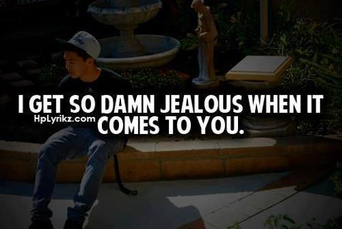 Quotes About Love Jealousy : Jealousy Love Quotes. QuotesGram