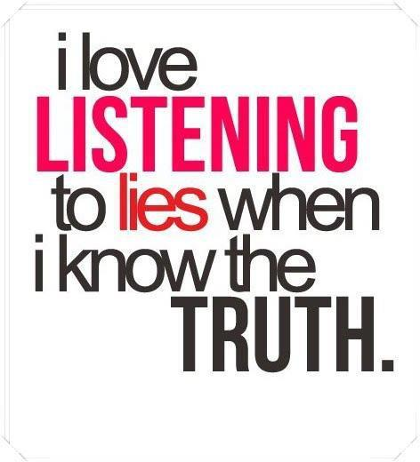 lies quotes and sayings quotesgram