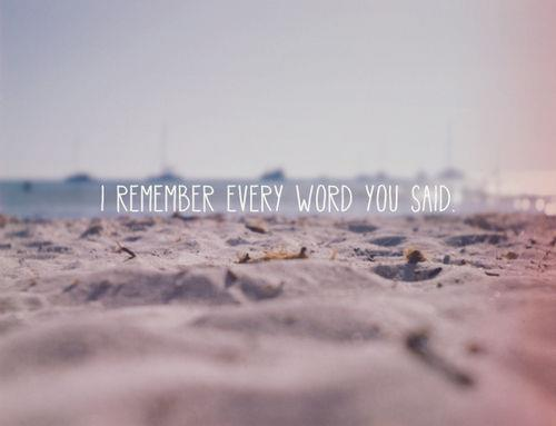 tumblr quotes about memories