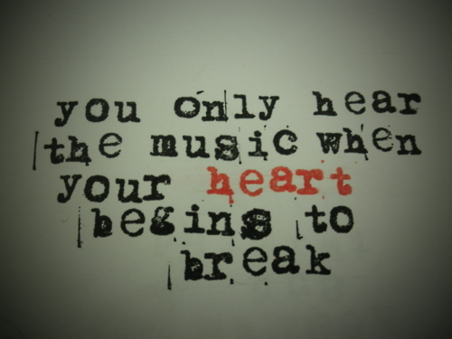 lyrics, heartbreak, music, my chemical romance - image #576432 on ...