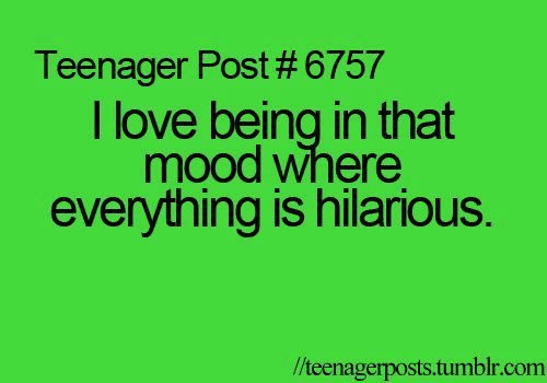 Teenager post love image 609599 on for Funny teenage quotes
